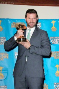 25 Jun 2015, Burbank, California, USA --- BURBANK, CA - JUNE 25: Richard Armitage in the pressroom at the 41st Annual Saturn Awards at The Castaway on June 25, 2015 in Burbank, California. Credit: David Edwards/MediaPunch --- Image by © David Edwards/MediaPunch/Mediapunch/Corbis