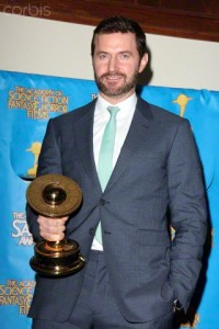 25 Jun 2015, Burbank, California, USA --- LOS ANGELES - JUN 25: Richard Armitage at the 41st Annual Saturn Awards Press Room at the The Castaways on June 25, 2015 in Burbank, CA --- Image by © Jenna Blake/Corbis